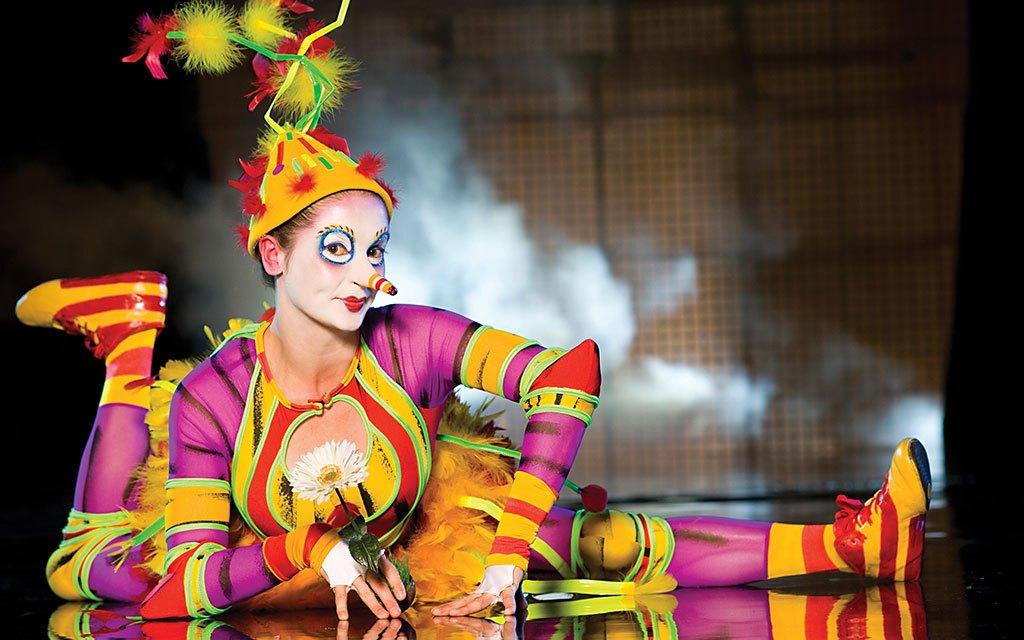REVIEW: Cirque du Soleil (La Nouba), Orlando