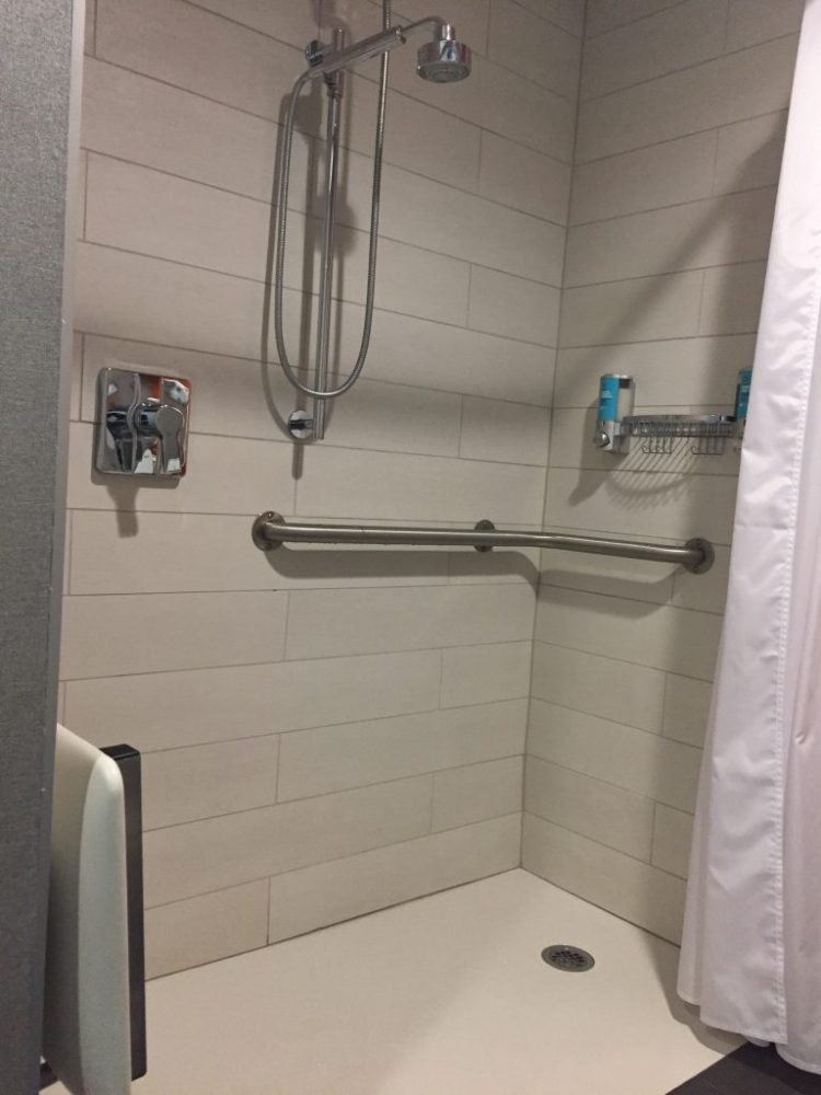 roll in shower aloft sarasota
