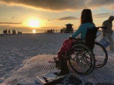 mobimat wheelchair accessible siesta key beach florida