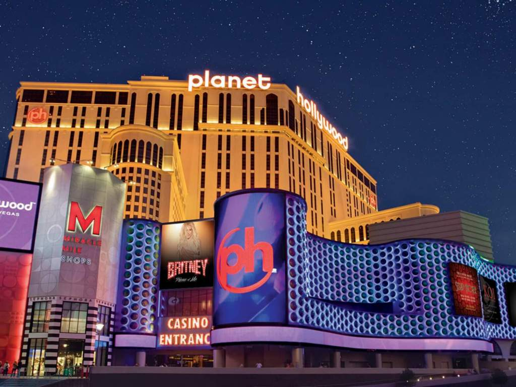 REVIEW: Planet Hollywood Resort & Casino, Las Vegas