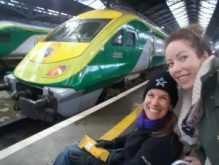 spin the globe train dublin to galway