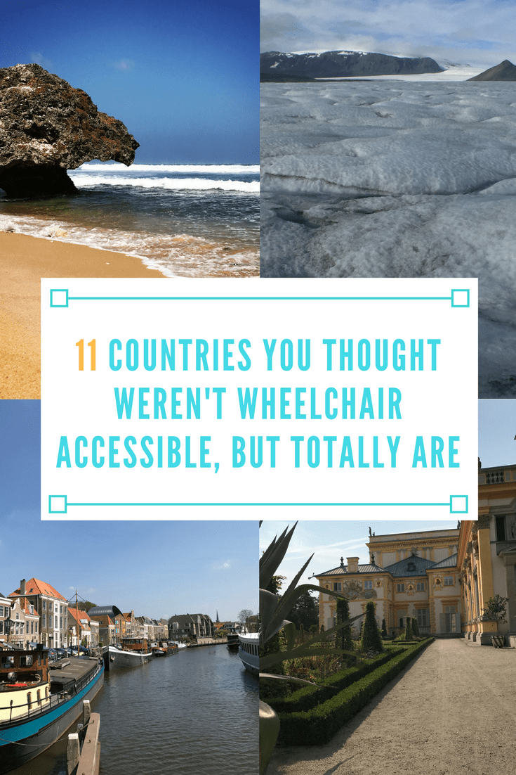 11 Countries You Thought Weren't Wheelchair Accessible, But Totally Are