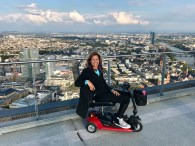 frankfurt germany main tower maintower wheelchair accessible