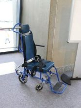 airport aisle wheelchair
