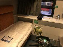 overnight train norway