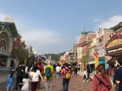main street disneyland hong kong