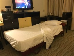 rollaway bed hilton fort lauderdale marina