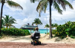 wheelchair accessible castaway cay disney dream