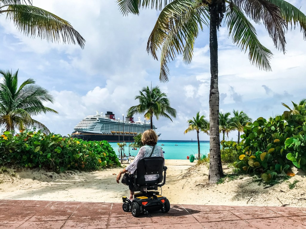 Wheelchair Accessible Cruising on the Disney Dream
