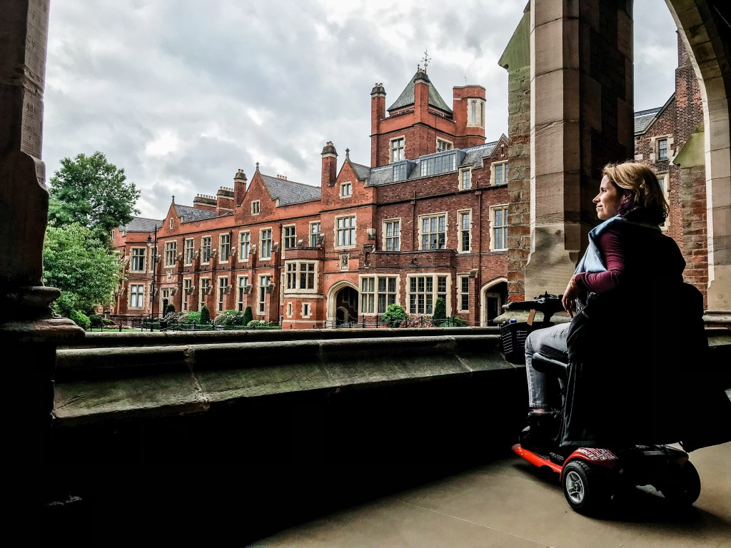 The Most FAQs I Get as a Solo Female Wheelchair Traveler