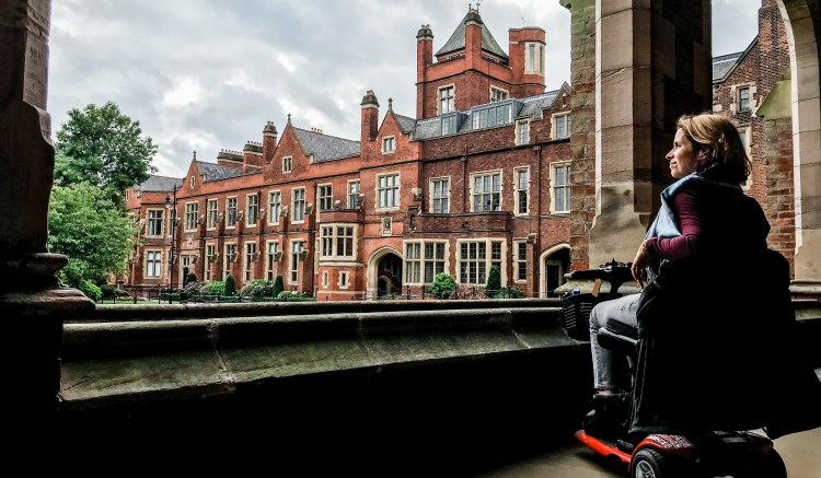 wheelchair accessible things to do in belfast
