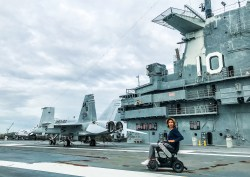 patriots point naval museum wheelchair accessible