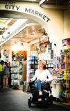 wheelchair accessible charleston city market