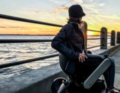wheelchair accessible charleston battery