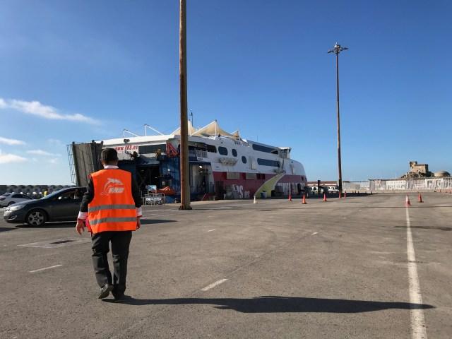 FRS ferry tangier tarifa