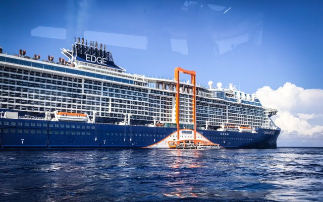 wheelchair accessible celebrity edge magic carpet