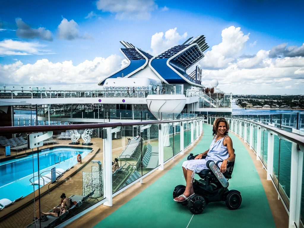 On the (Wheelchair Accessible) EDGE: Why This Isn't Your Grandparents' Celebrity Cruise Ship