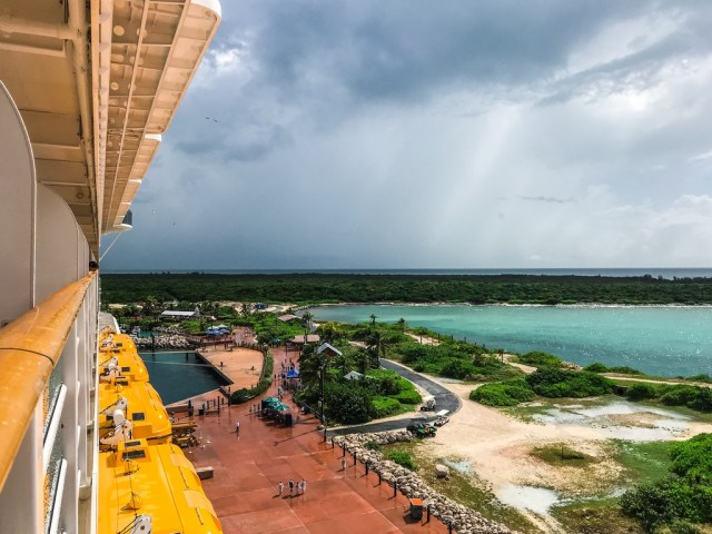 Cruise Port of Call Wheelchair Accessibility Review: Castaway Cay