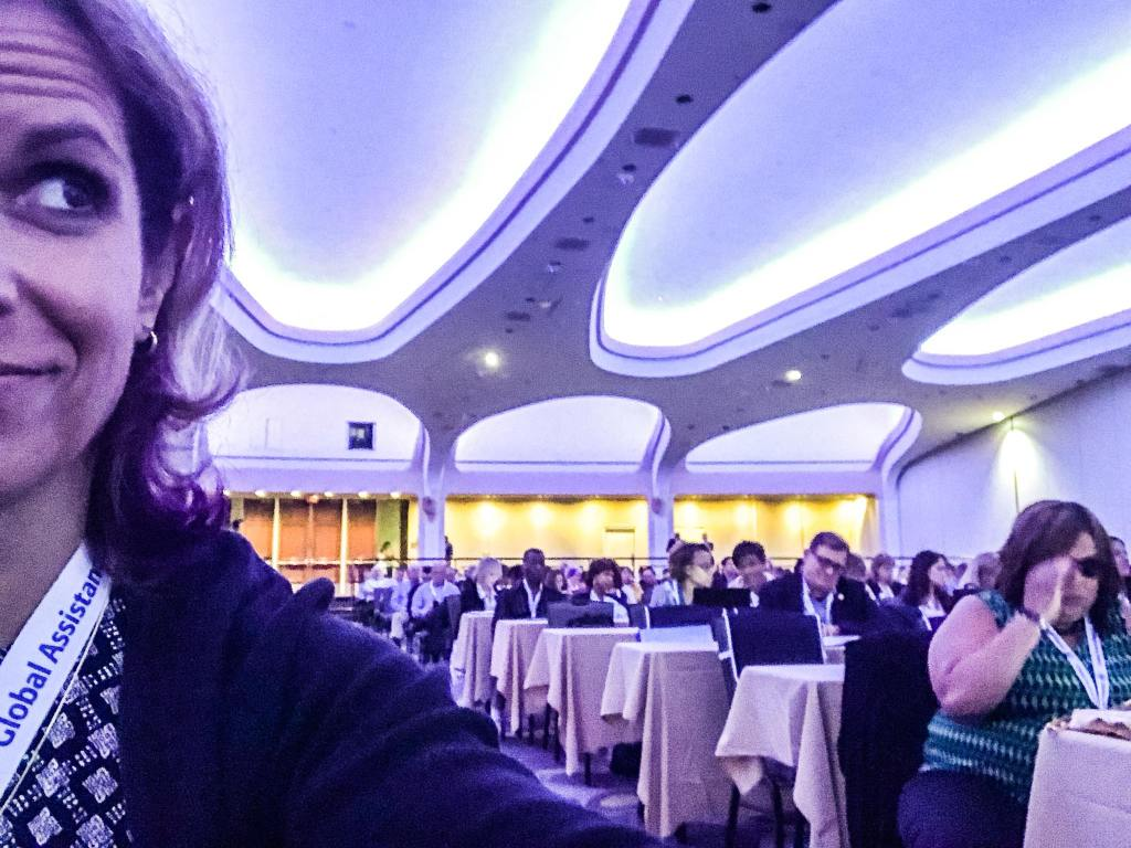 The Challenges of Attending a Conference as a Wheelchair User (and How to Make It Easier)