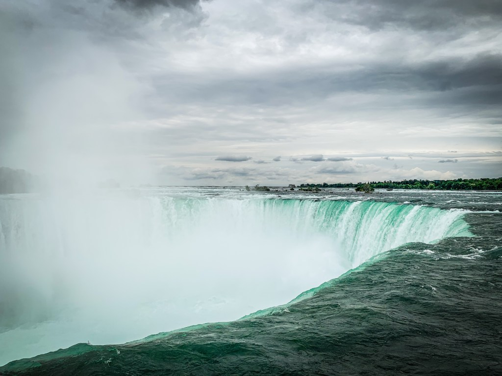 How to Take a Day Trip to Niagara Falls from Toronto in a Wheelchair