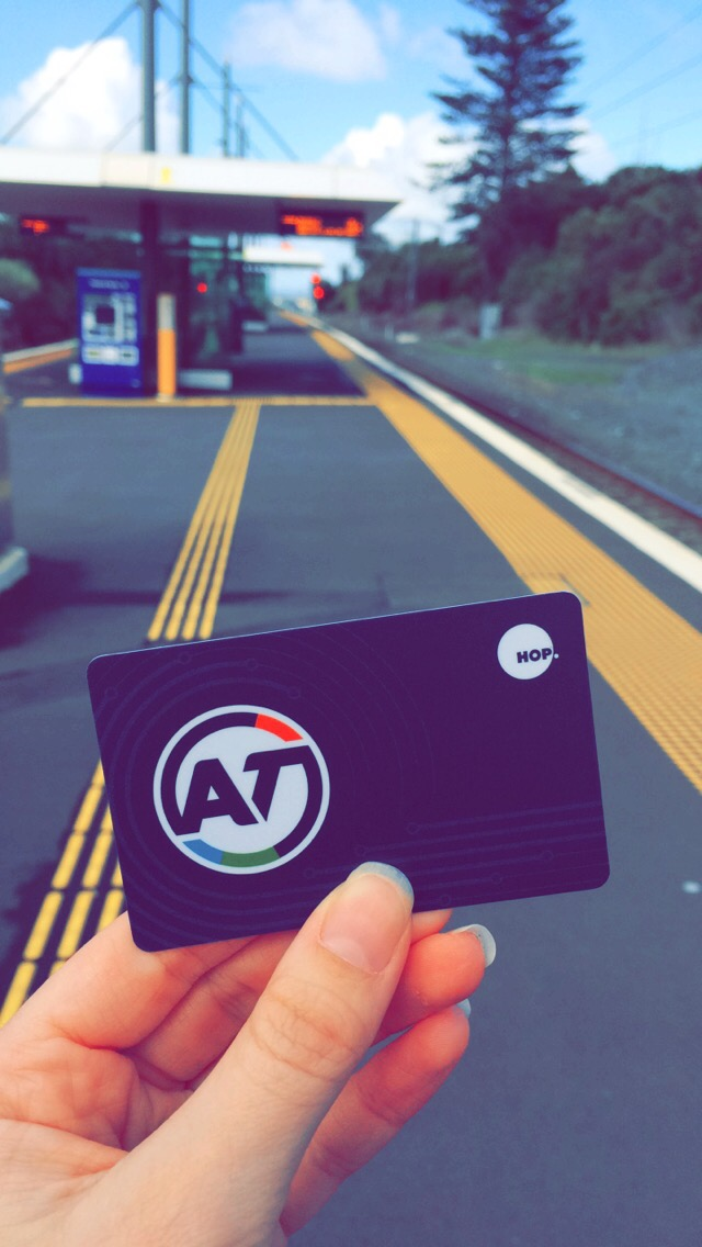 At Hop Card, Auckland, New Zealand - spinthewindrose.com