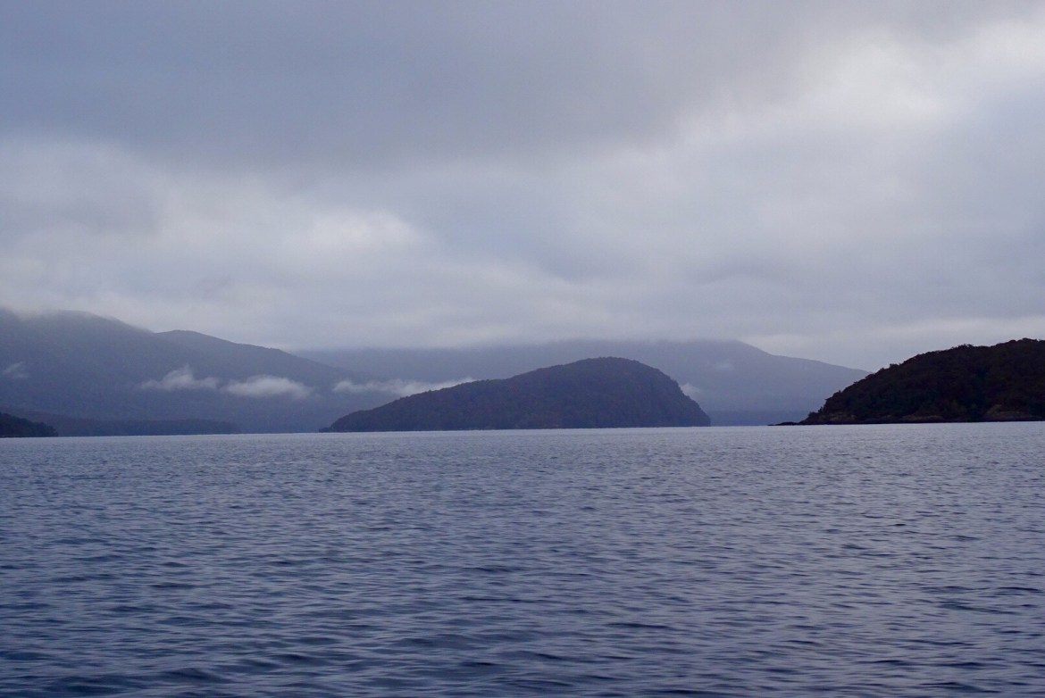 Doubtful Sound, New Zealand - spinthewindrose.com