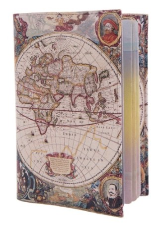Passport Cover - Best Gifts for Travelers - spinthewindrose.com