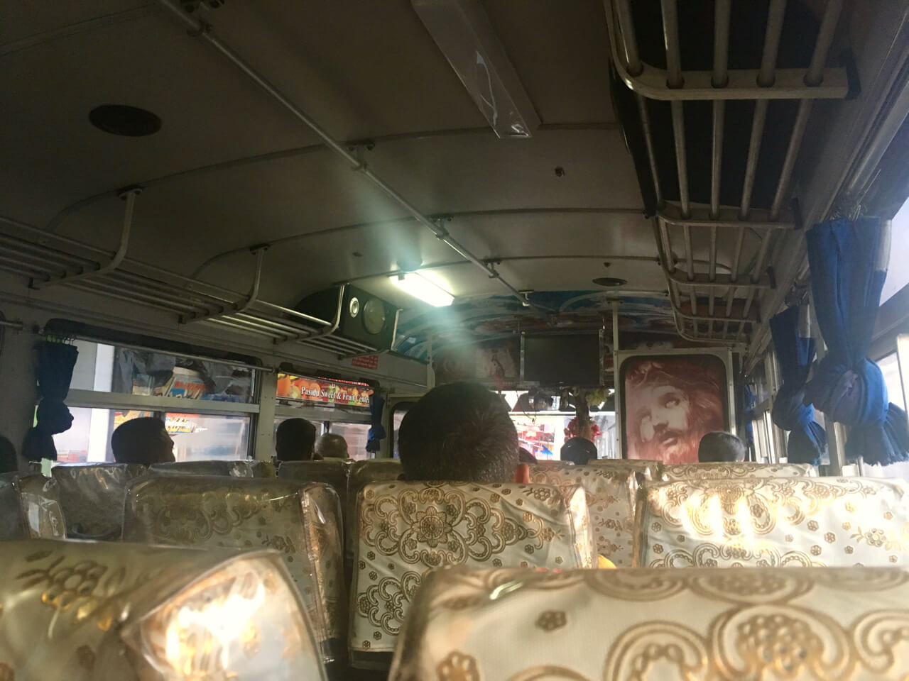 Public Transport in Sri Lanka - spinthewindrose.com