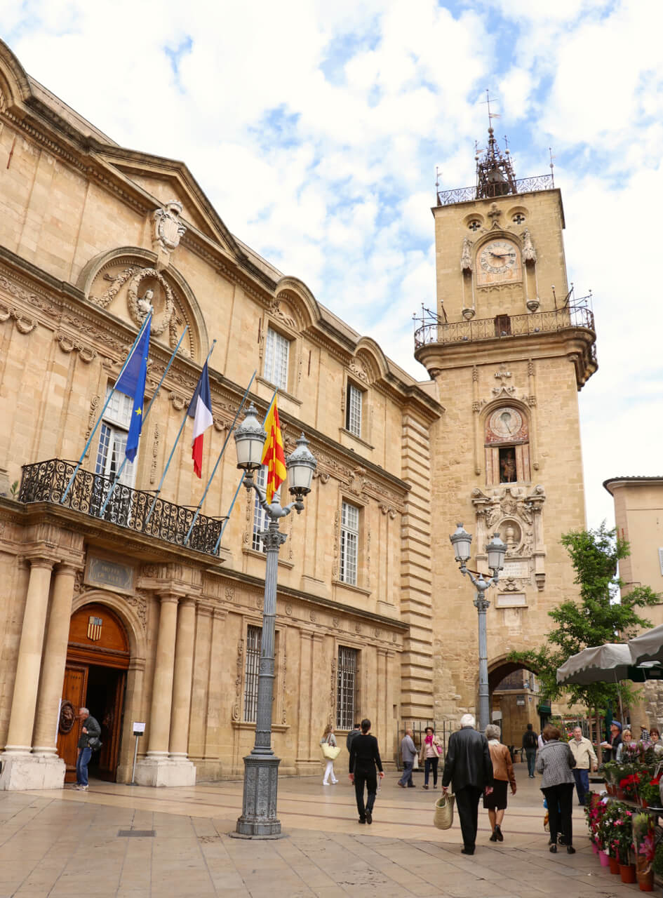 Aix-en-Provence Photo Diary - South of France