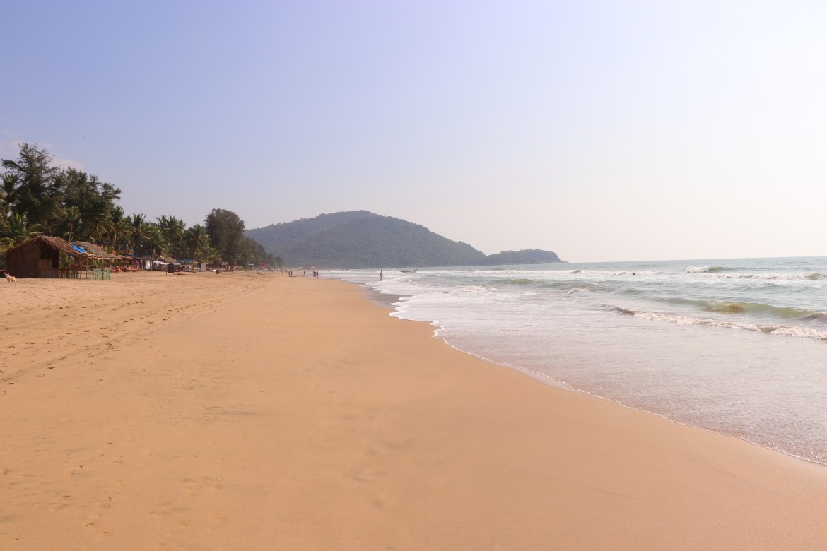 Is Agonda the best beach in South Goa India - spinthewindrose.com