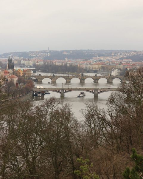 Unmissable view spots in Prague - spinthewindrose.com