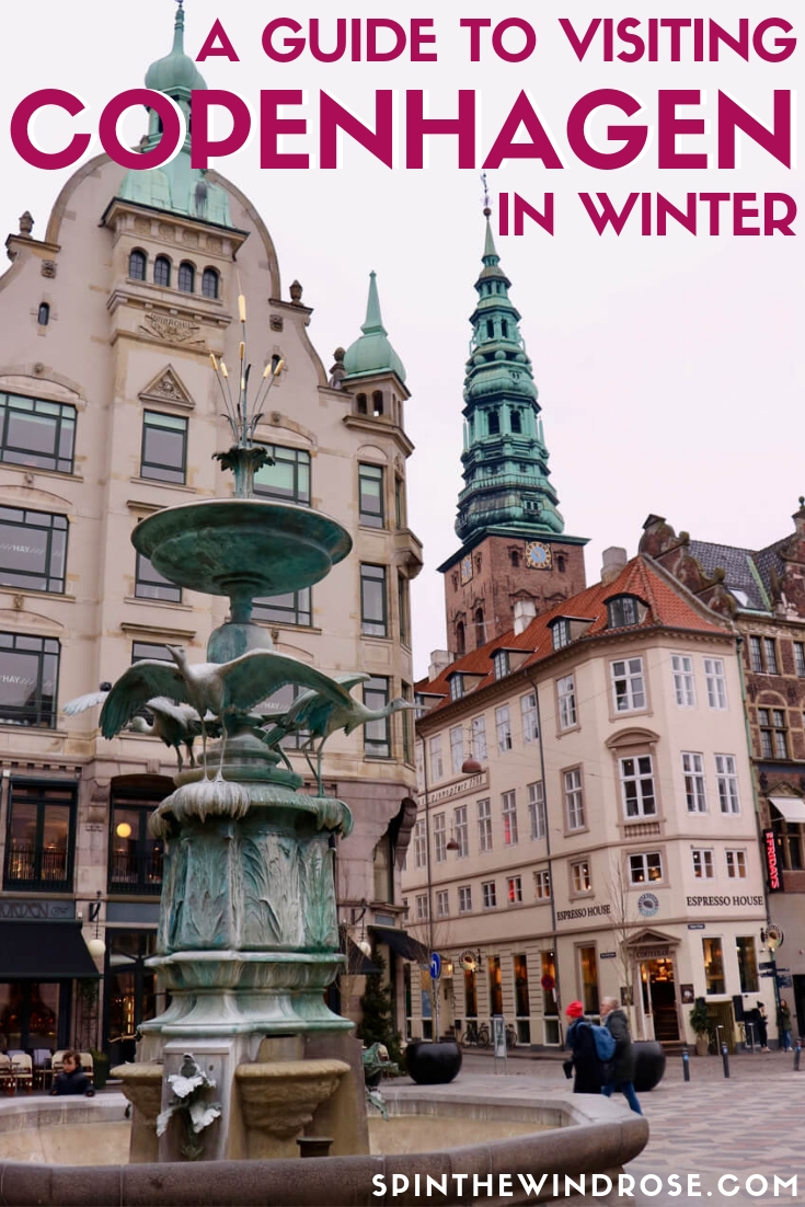Copenhagen in Winter - spinthewindrose.com