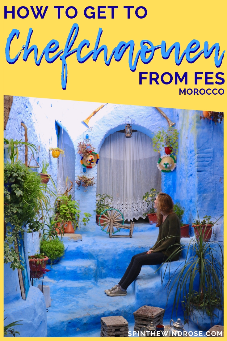 How to get from Fes to Chefchaouen, Morocco - spinthewindrose.com (1)