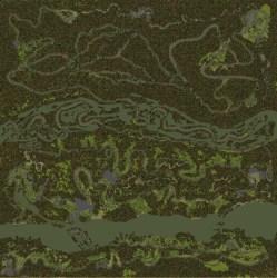 Map - Blackwater Canyon