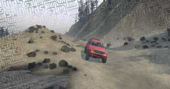 Level Darah - Spintires - Dodge Durango 2