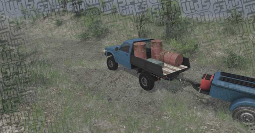 Hilux, Spintires 2