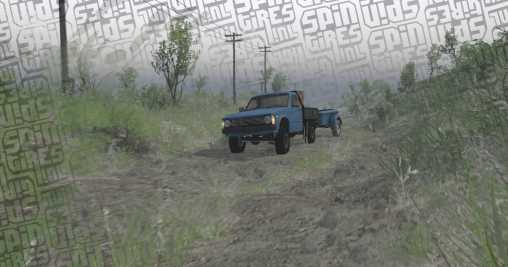 Hilux, Spintires 3