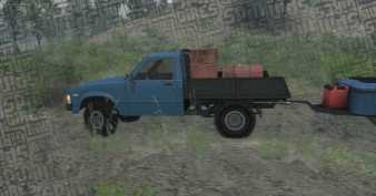 Hilux, Spintires 5