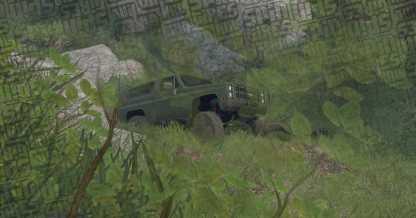 Chevy K5 1985 CUCV