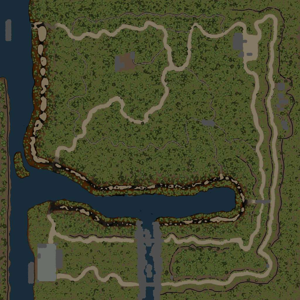 Spintires Map - Trials And Tribulations