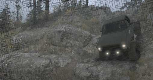 Spintires: MudRunner Map - Rausch Creek