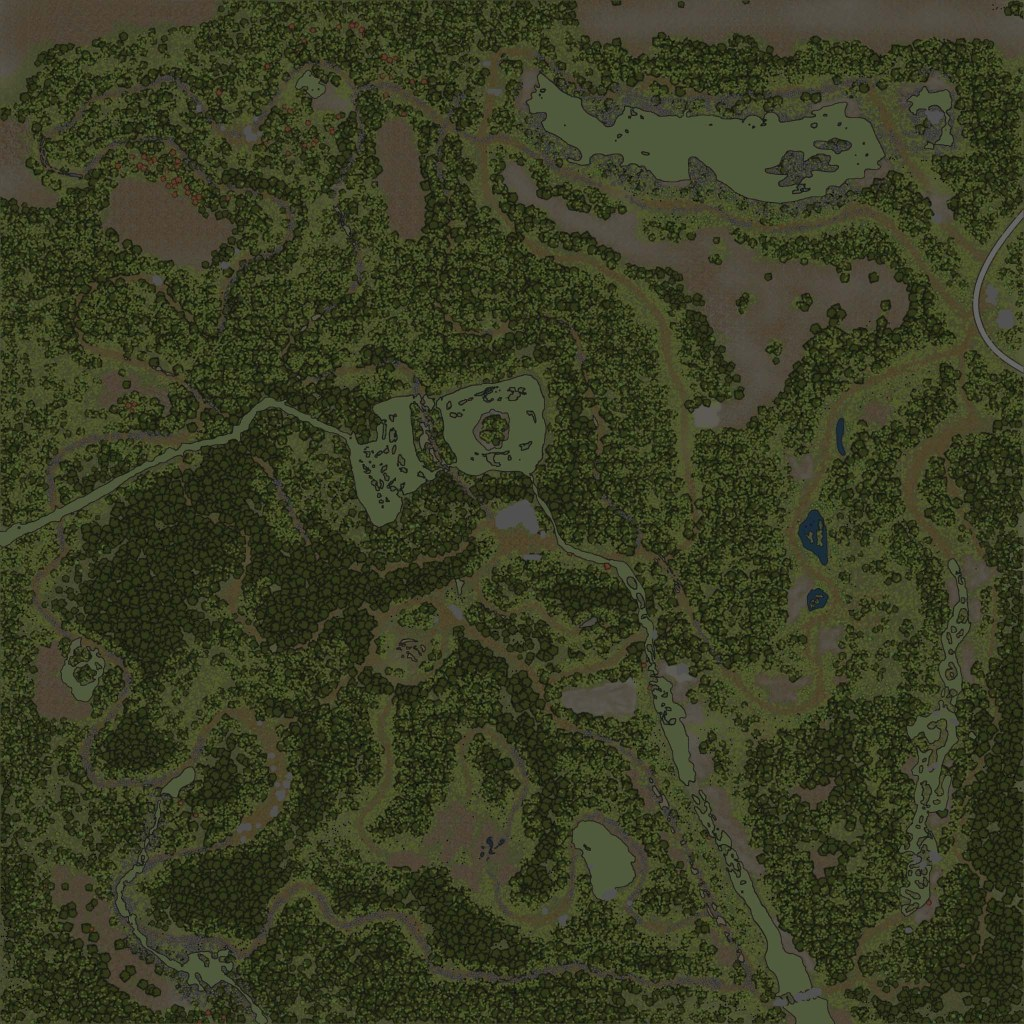 Diablo Trails by Smed