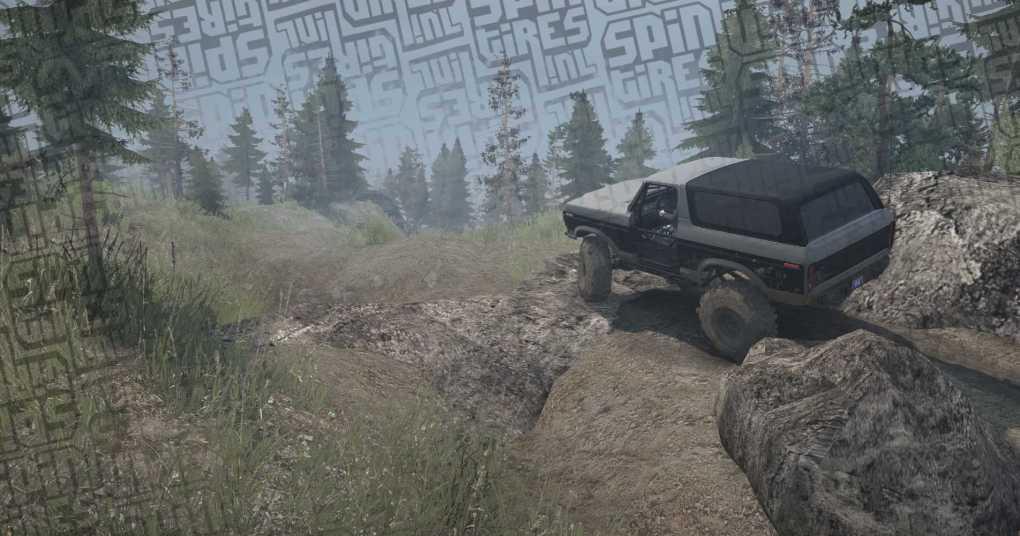 Goat Trails - Ford Bronco