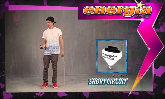 Hacket top by Energia