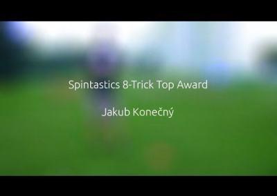 Spintastics 8-Trick Top Award – Jakub Konečný
