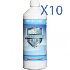 Cleanweb 10x1 ltr