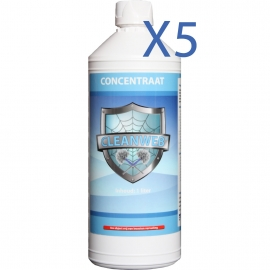 Cleanweb 5x1 ltr