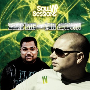 Soul Sessions Vol 4 - 2Shy MC & Mr Brown