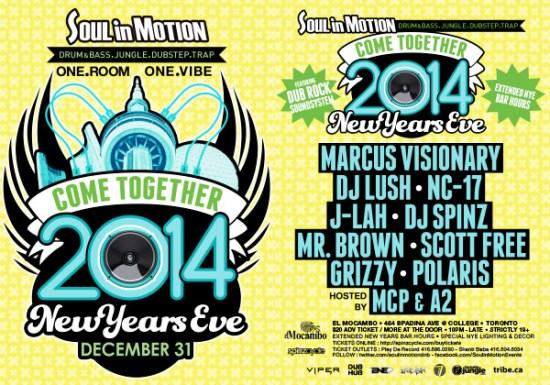 SIM NYE 2014 Flyer