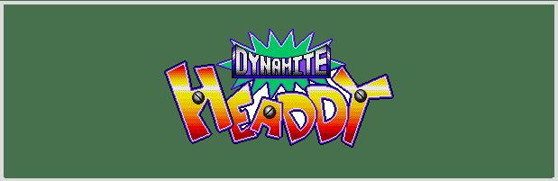 Dynamite Headdy Test